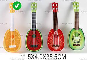 Гитара в форме апельсина, 819-18
