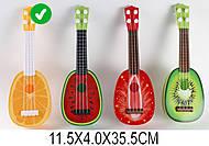 Гитара в форме апельсина, 819-18, отзывы