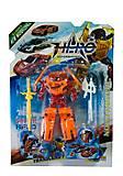 HERO трансформер с оружием, 377378, отзывы