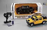 Машина на радиоуправлении Hummer H2, 300317, отзывы