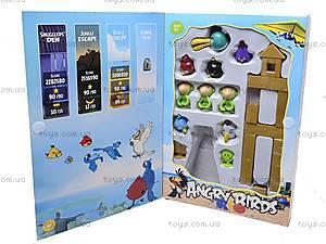 Игра «Angry Birds Rio», 9180/9181, детские игрушки