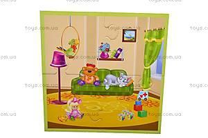 Игра-ассоциация «Что вокруг меня», VT1601-02, детские игрушки