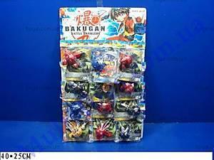 Игра «Бакуган», 12 персонажей, 2828B