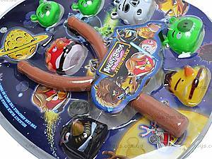 Игра «Бешенные птички», 007-03, детские игрушки