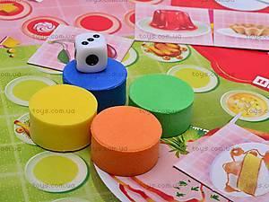 Игра-бродилка «Кулинарное шоу», VT2201-07, игрушки