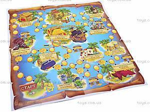 Игра-бродилка «Пираты в Карибском море», VT2201-09, детские игрушки