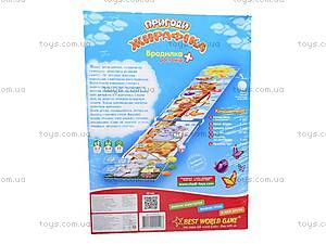 Игра-бродилка «Приключения жирафика», VT2201-02, купить