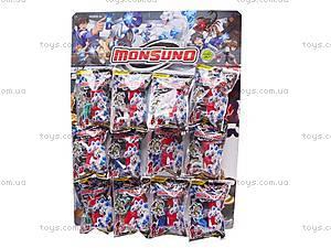 Игра детская Monsuno, S-8, цена
