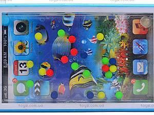 Игра детская водяная «Телефон», 4869A-1D, цена