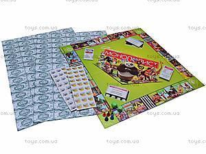 Игра для малышей «Монополия»,