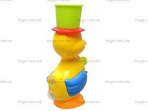 Игра для ванны «Мистер Утка», 8809, детские игрушки