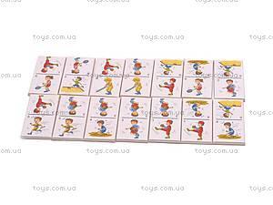 Игра «Домино», из дерева, 2012-9