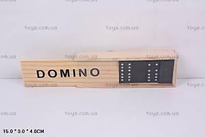 Игра «Домино», в футляре, 4007D