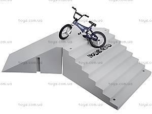 Игра «Фингерборд» с велосипедом, 2011A (735942, детские игрушки