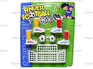 Игра «Фингерфутбол», с аксессуарами, 3353A-1