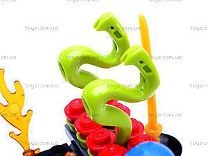 Игра-конструктор «Ниндзя», 9776-9778, фото