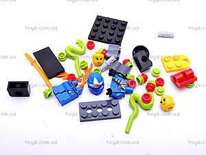 Игра-конструктор «Ниндзя», 9776-9778, игрушки