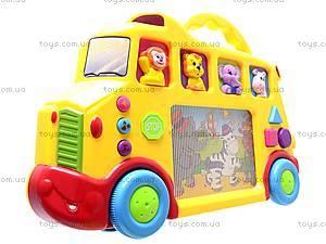 Игра-логика «Автобус», 756, купить