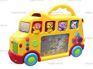 Игра-логика «Автобус», 756, игрушки