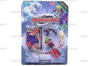 Игра Monsuno, с 3-мя карточками, ZS801A, отзывы