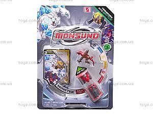 Игра Monsuno с одним героем, ZS801A-1, купить