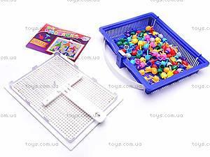 Игра «Мозаика», 170 фишек, 2704, детские игрушки