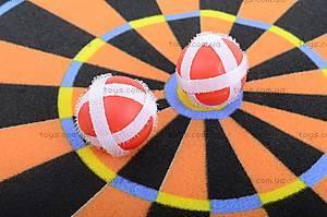 Игра на липучках «Дартс», 0013579, отзывы