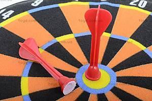 Игра на липучках «Дартс», 0013579, цена