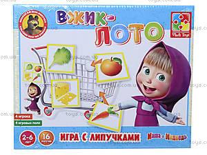 Игра на липучках «Вжик Лото», VT2305-01, купить