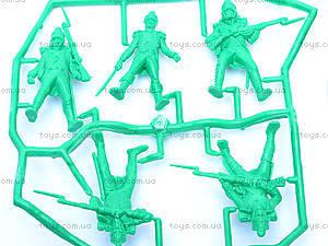 Игра «Неприступный форт» с солдатиками, 64, игрушки