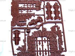Игра «Неприступный форт» с солдатиками, 64, toys