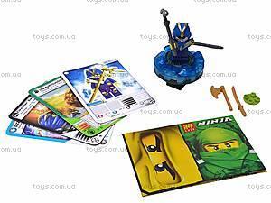 Игра «Ниндзя» со спиннером, 9776, детские игрушки