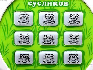 Игра «Охота на сусликов», B1031F, фото