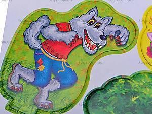 Игра-пазл «Три поросенка», VT1205-02, детские игрушки