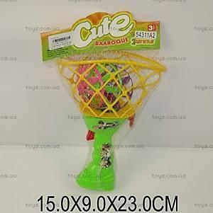 Игра с мячом «Ловушка», 54311A2