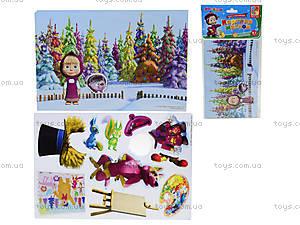 Игра с мягкими наклейками «Картина маслом», VT4206-13, игрушки