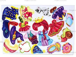 Игра с мягкими наклейками «Клубничная принцесса», VT4206-15, купить