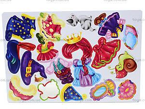 Игра с мягкими наклейками «Клубничная принцесса», VT4206-15, фото