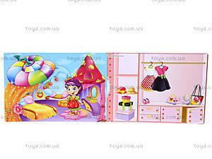 Игра с мягкими наклейками «Клубничная принцесса», VT4206-15, отзывы