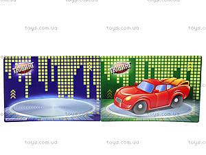 Игра с мягкими наклейками «Тюнинг», VT4206-16, купить