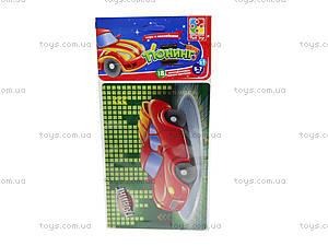 Игра с мягкими наклейками «Тюнинг», VT4206-16, фото