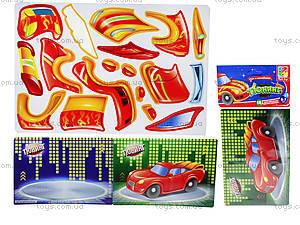Игра с мягкими наклейками «Тюнинг», VT4206-16, цена