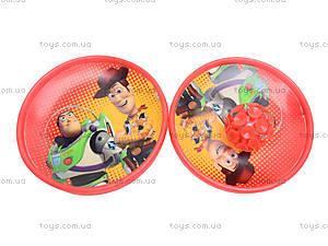 Игра в мяч «Герои мультфильмов», W02-1228, отзывы