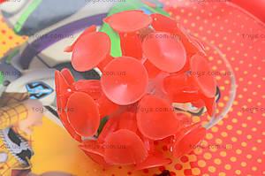 Игра в мяч «Герои мультфильмов», W02-1228, игрушки