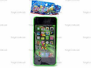 Игра водяная «Телефон», 4869A-2D, купить