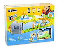 Игра Weina «Железная дорога», 2115