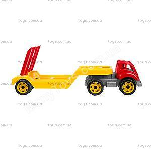 Игрушечный автовоз для детей, 3923