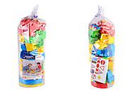 """Игрушка детская """"Цветная дорога"""" №3 Bamsic , 11424, игрушки"""