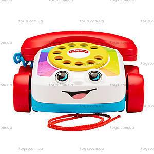 Игрушка-каталка «Веселый телефон», CMY08, купить