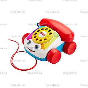 Игрушка-каталка «Веселый телефон», CMY08, фото